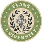 Evans Last Name University T-shirts Gifts