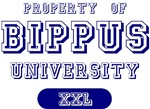 Bippus Family Name University Tees Gifts