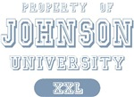 Property of Johnson University Tees Gifts