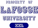 Property of LaFosse University Tees Gifts