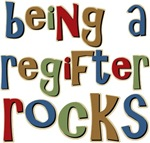 Being a Regifter Rocks Funny Christmas Tees Gifts