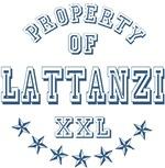 Property of Lattanzi Tees Gifts