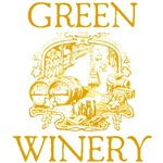 Green Vintage Family Name Winery Tees Gifts