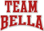 Team Bella Custom Personalized Tees Gifts