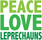 Peace Love Leprechauns Tees and Gifts