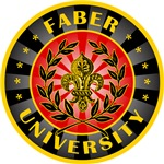 Faber Last Name University Tees Gifts