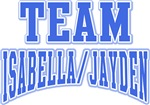 Team Isabella Jayden Tees and Gifts