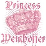 Princess Weinhoffer Tees Gifts