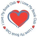 I Love My Book Club Heart Tees Gifts