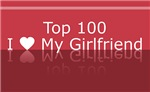 Top 100 I Heart My Girlfriend Tees Gifts
