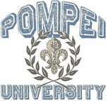 Pompei Last Name University Tees Gifts