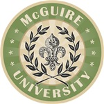 McGuire Last Name University Tees Gifts