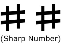Sharp Number