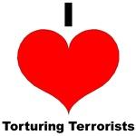 I Love Torturing Terrorists