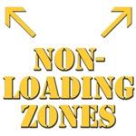 Non Loading Zone