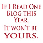 If I read one blog