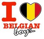 I love Belgian boys