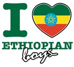 I love Ethiopian boys