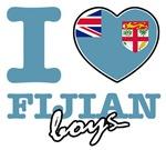 I love Fijian boys