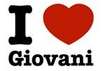 I love Giovani