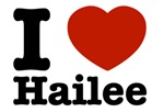 I love Hailee
