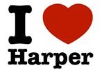 I love Harper