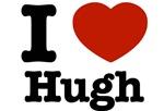 I love Hugh