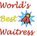 World's Best Waitress