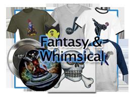 Fantasy & Whimsical