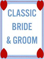 CLASSIC BRIDE & GROOM SHIRTS