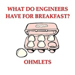 a funny engineering joke on gifts and t-shirts.