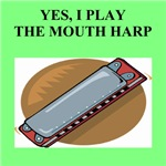harmonica music gifts and t-shirts