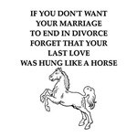 DIVORCE jokes and humor on t-shirts and gifts