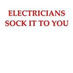 electrician gifts and t-shirts