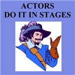 funny joke actor gifts and t-shirts