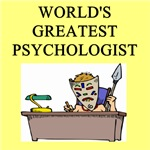 world's greatest psychologist gifts t-shirts
