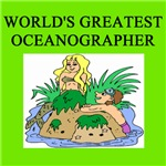 OCEANOGRAPHER GIFTS T-SHIRTS
