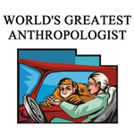 world's greatest ANTHROPOLOGIST  GIFTS T-SHIRTS