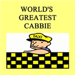 world's greatest cabbie gifts t-shirts