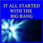 big bang theory gifts t-shirts
