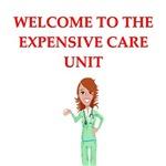 funny PHYSICIAN doctor hospital joke gifts t-shirt