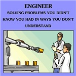 engineer engineering joke gifts t-shirts