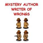 myster writer author joke gifts t-shirts