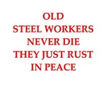 steel worker gifts and t-shirts