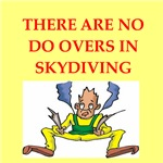skydiving gifts t-shirts