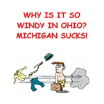 i hate michigan gifts t-shirts