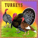 Assorted Turkeys2