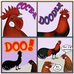 Cocka-Doodle-Doo
