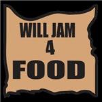 Will Jam 4 Food