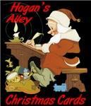 Hogan's Alley Christmas cards!